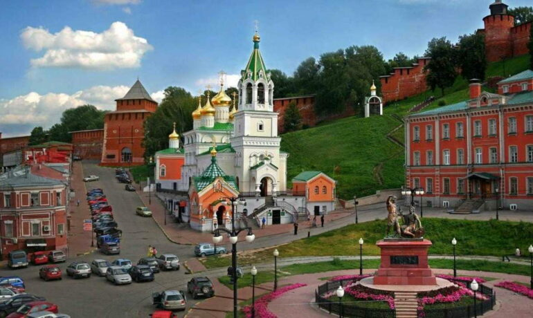 Эти места в Нижнем Новгороде должен посетить каждый