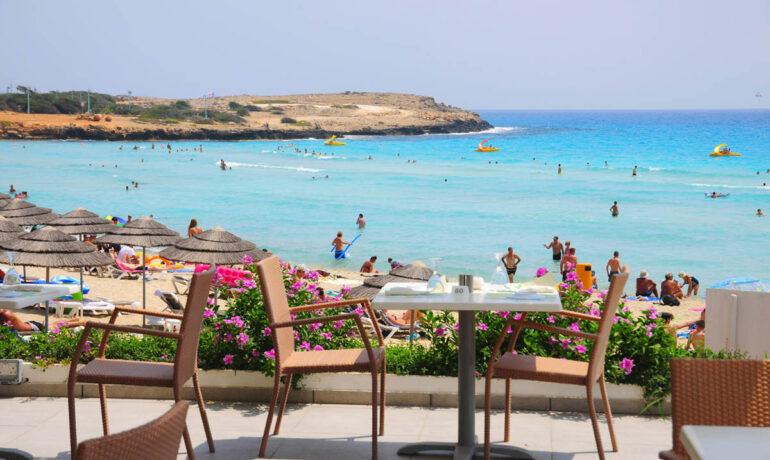 Кипрские курортные зоны и детский отдых