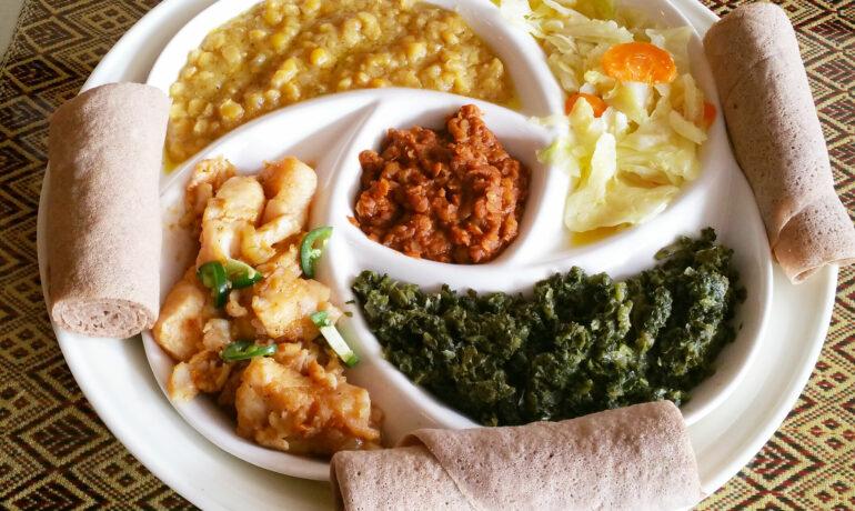 Национальная кухня Эфиопии