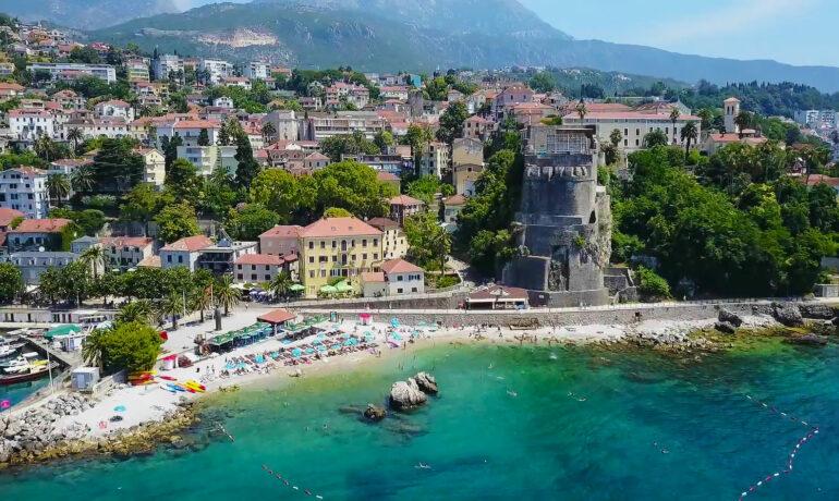 Черногория туристическая