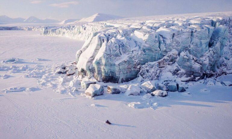 Суровая Антарктида