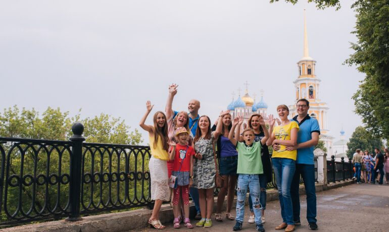 Куда поехать на выходные в Рязани?