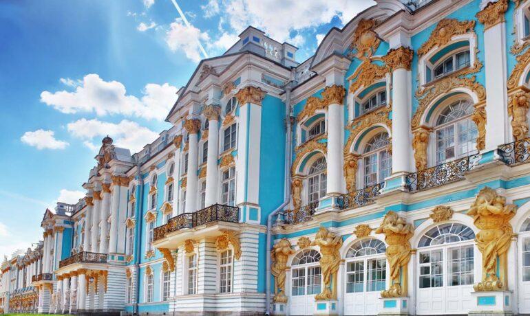 Главный музей-заповедник Санкт-Петербурга - Екатерининский дворец