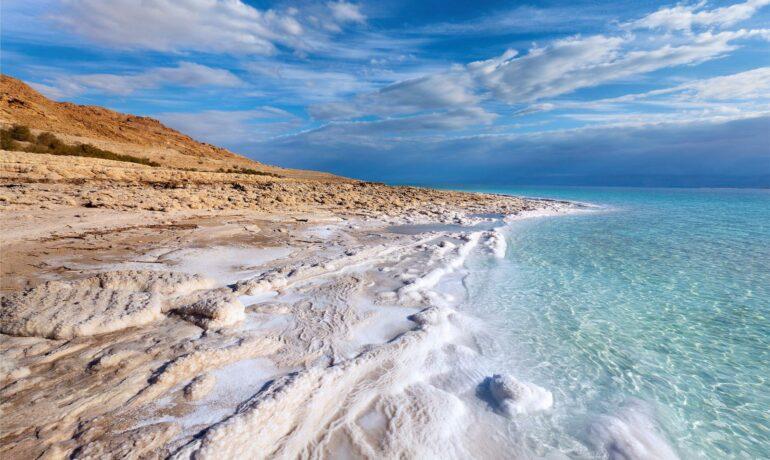 Целительный дар Мёртвого моря