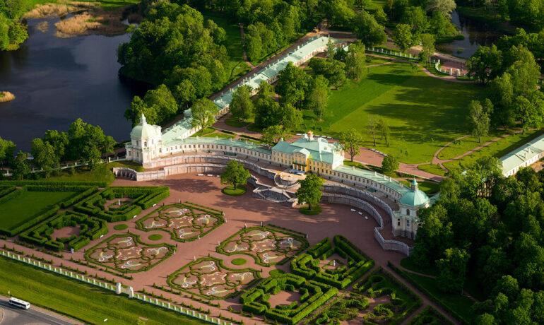 Дворцовый ансамбль Ораниенбаум - чем интересна достопримечательность