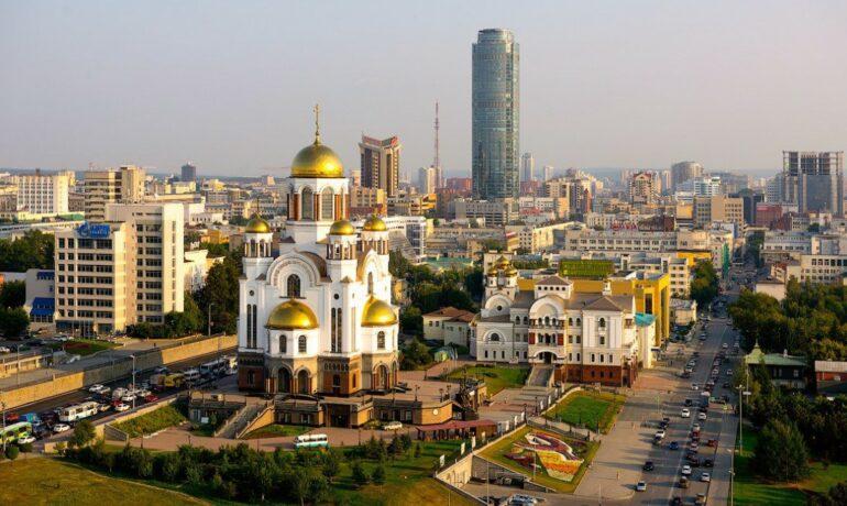 ТОП 5 достопримечательностей Екатеринбурга