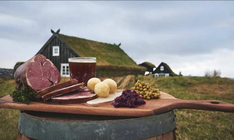 Национальная кухня Исландии