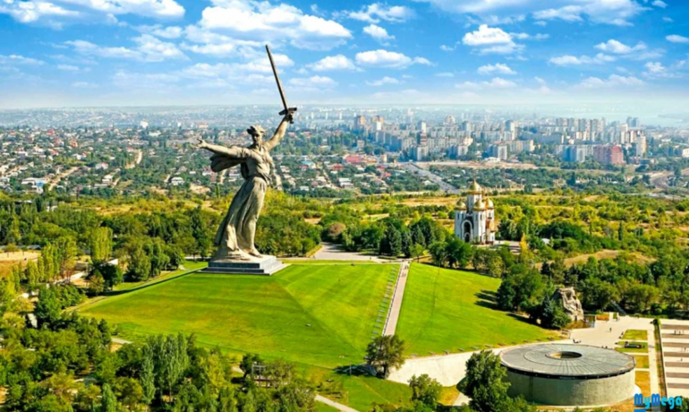Экскурсия по Волгограду
