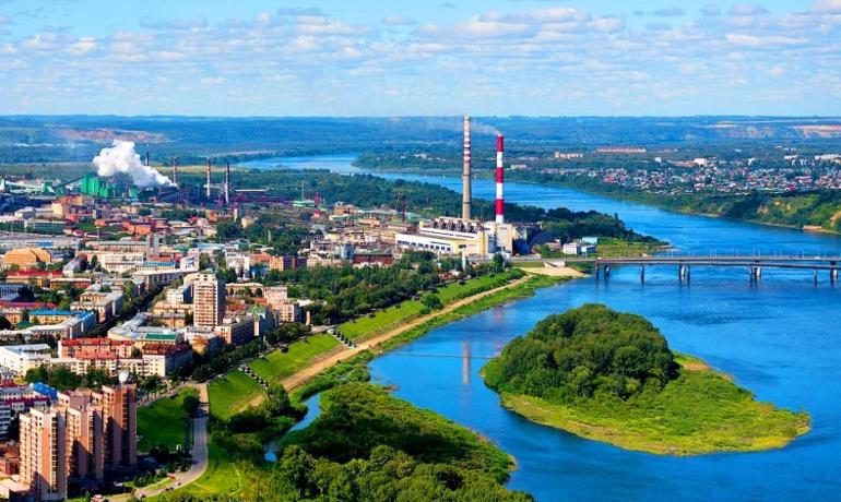 Угольное сердце Сибири: Кемерово
