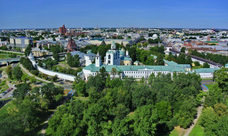 На выходные в Ярославль: достопримечательности и развлечения, которые вас вдохновят