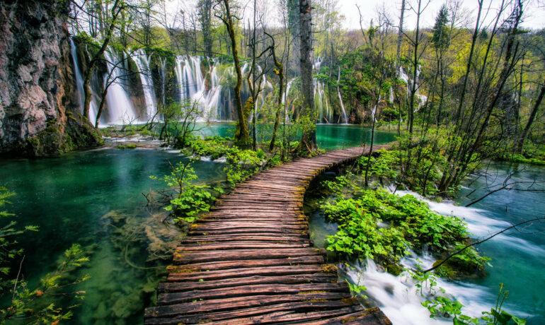 Достопримечательности природы в Европе
