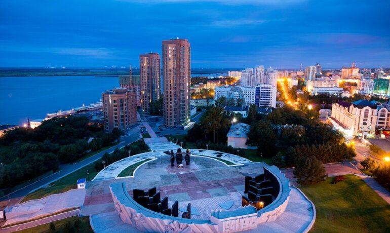 Хабаровск. История и достопримечательности