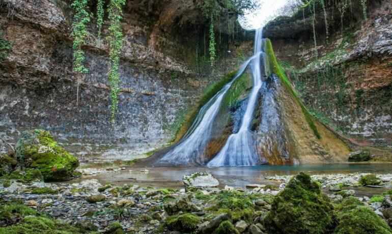 Достопримечательности Абхазии: Шакуранский водопад