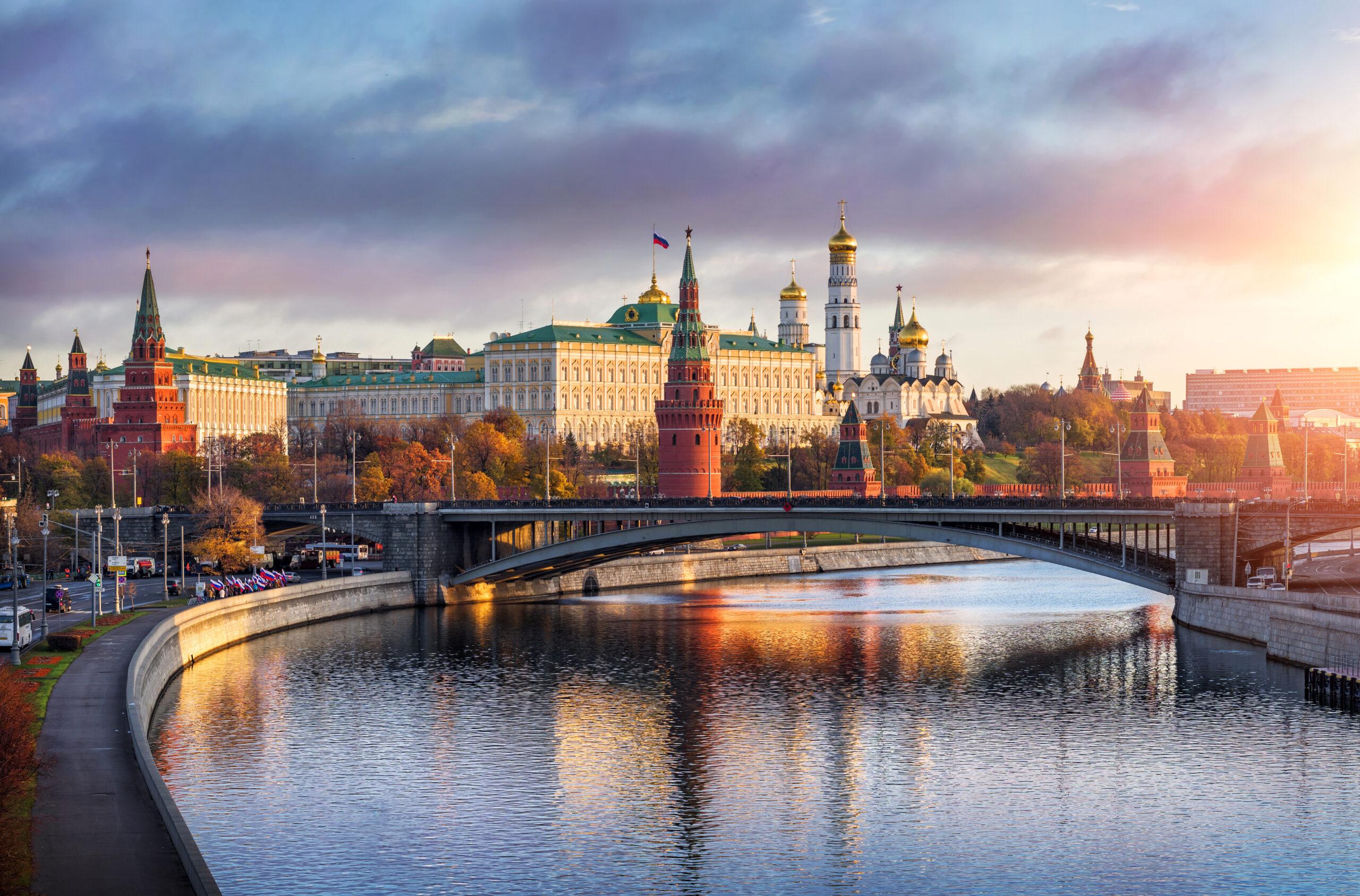 Десять интересных фактов о России