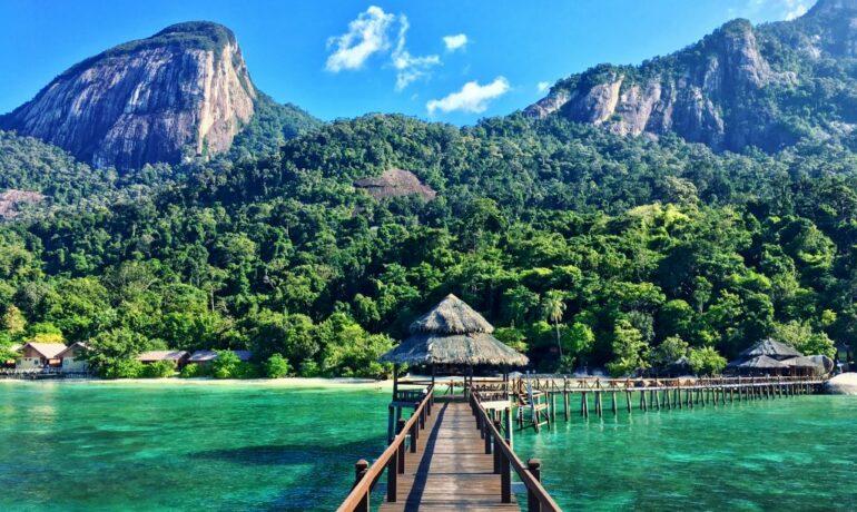 Топ 10 лучших островов, на которых можно провести медовый месяц