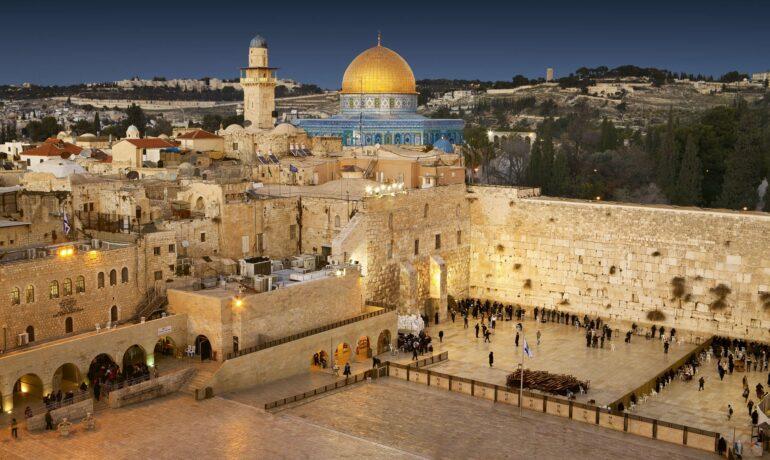 Главные достопримечательности Иерусалима