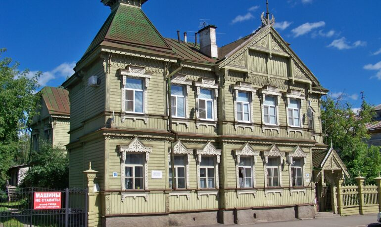 Купеческий город Кострома. Что посмотреть за один день?