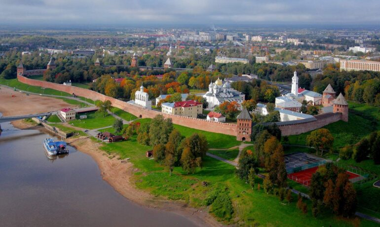 Великий Новгород: топ лучших мест города и области