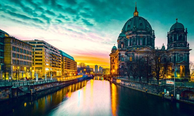 10 фактов о Берлине, которые вас удивят