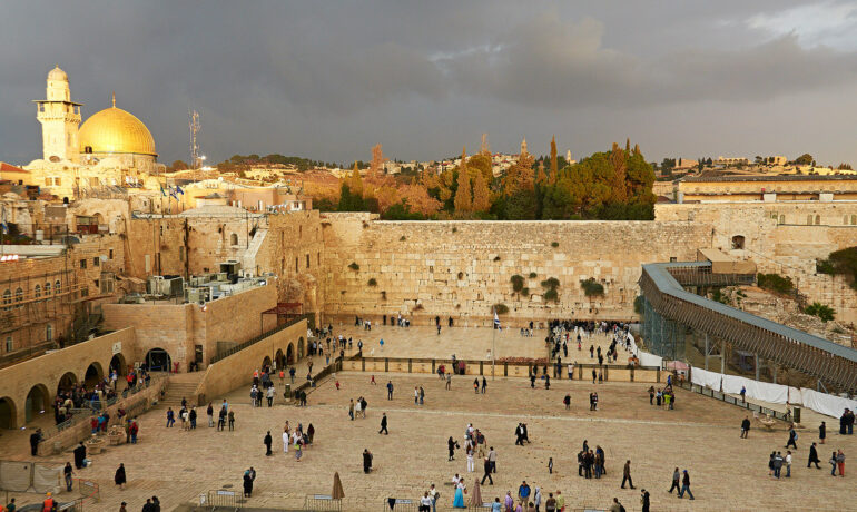 Западная стена «Стена Плача»