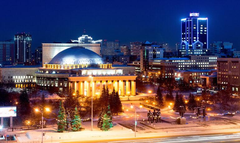 Три лучшие достопримечательности Новосибирска