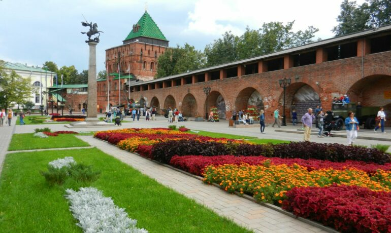 Интересные места в Нижнем Новгороде
