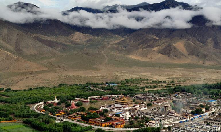 Тибет – родина всех самых высоких гор Земли