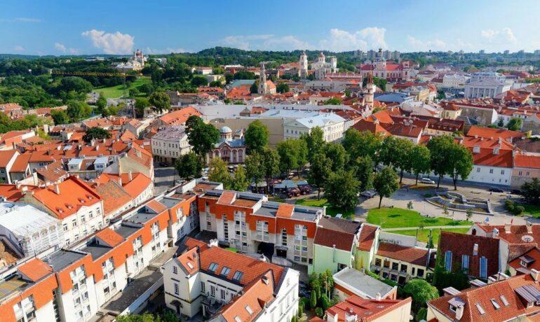 Как отдохнуть в Вильнюсе?