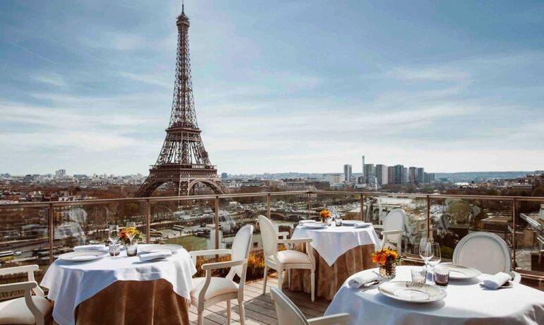 Самые знаменитые рестораны Франции