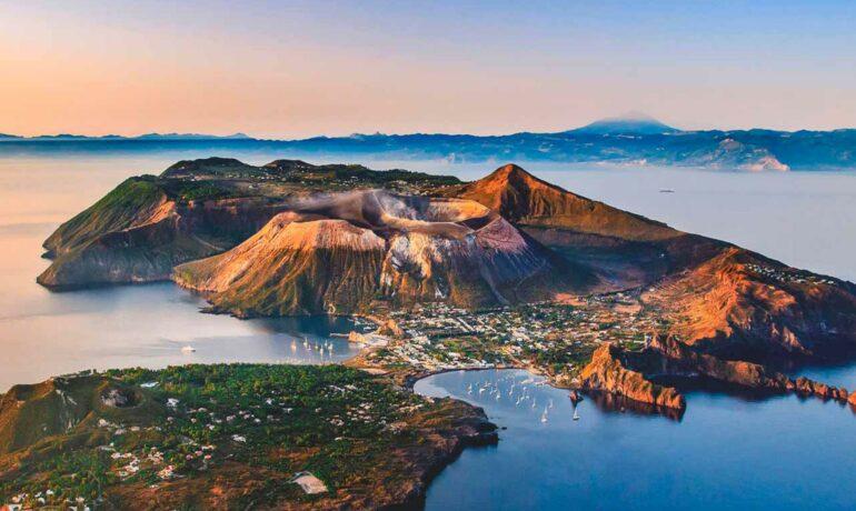Липарские острова - гавань счастья в Италии