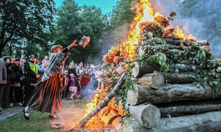 Традиции Латвии