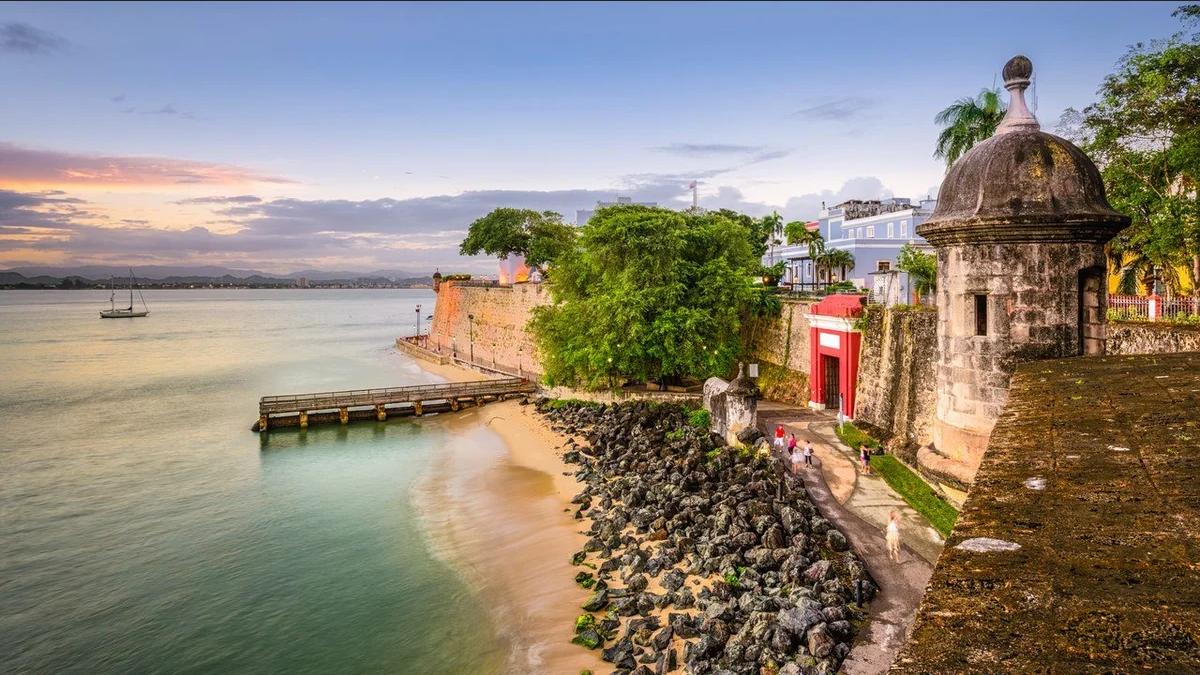 Самые интересные места Пуэрто-Рико