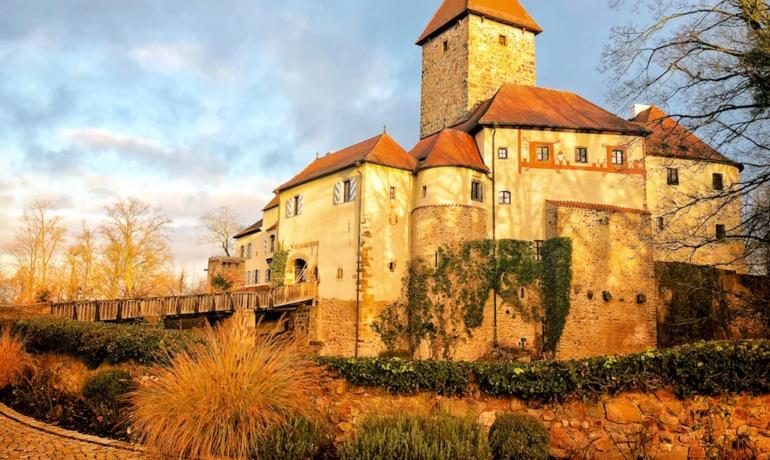 5 самых красивых и престижных замков-отелей в Германии