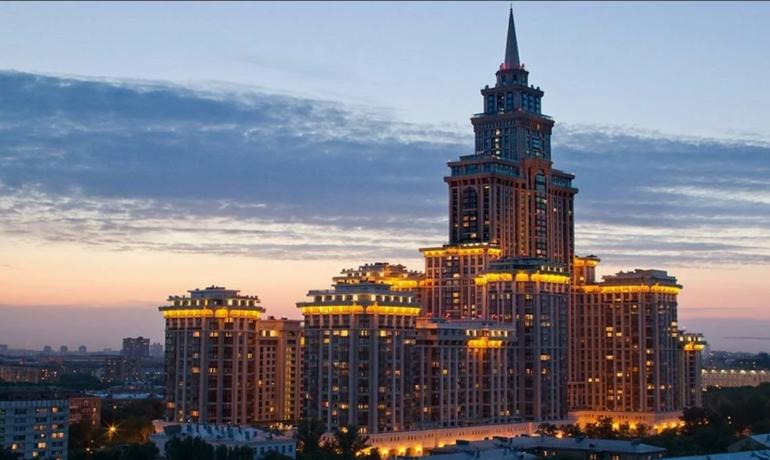 Гостиница «Триумф Палас» - пятизвездочный отель в Москве