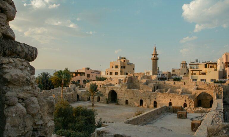 Что посмотреть в Акабе (Иордания): форт Акаба