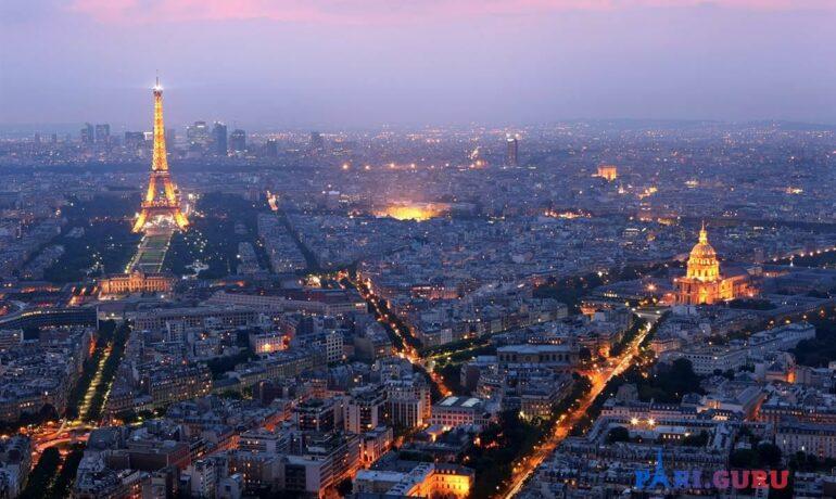 Первое путешествие в столицу Франции. Что нужно знать?