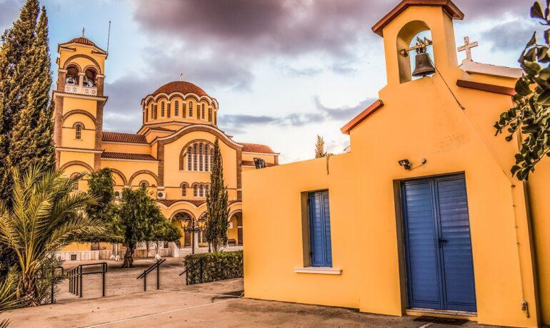 Кипр. Путешествие по древним монастырям