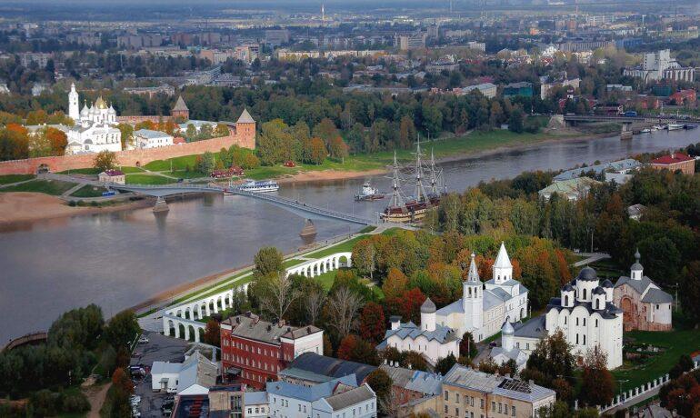 Невероятные достопримечательности Великого Новгорода