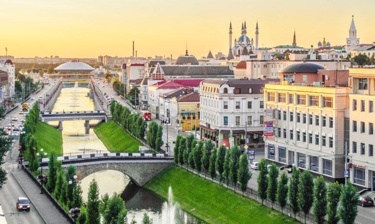 5 самых интересных городов средней полосы России