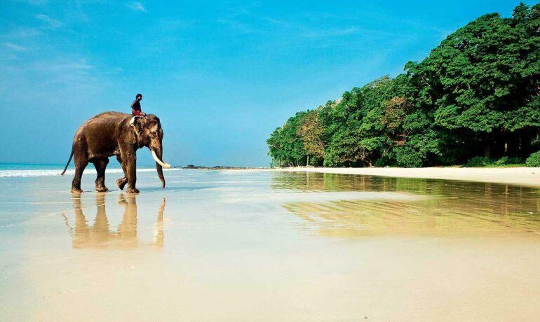 Отдых на море в загадочной Индии