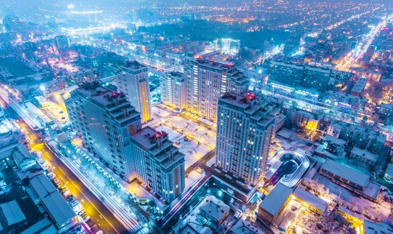 Топ-5 городов России, в которых хочется жить