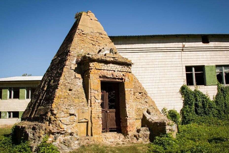 Загадка пирамиды Закревского