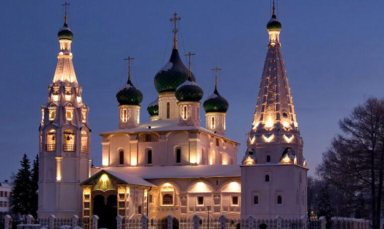 Список самых величественных ярославских храмов
