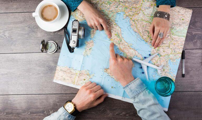 6 самых популярных стран для туризма