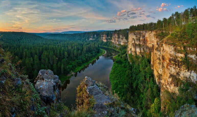 Отдых в Челябинской области