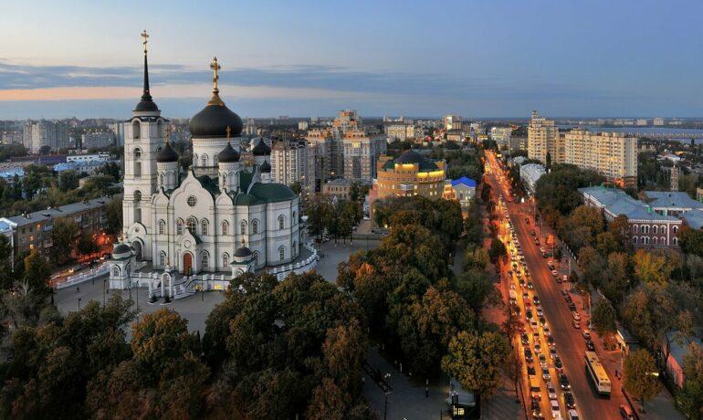Воронежские храмы – священные туристические достопримечательности