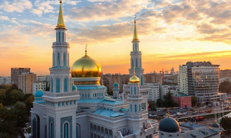 Топ-5 самых красивых мечетей России
