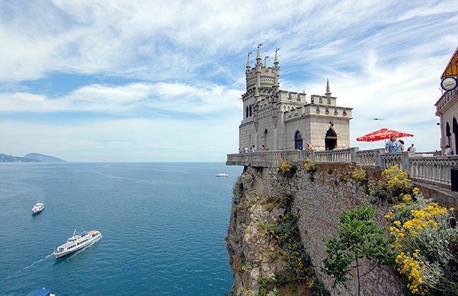 Где остановиться в Крыму, чтобы посетить различные экскурсии?