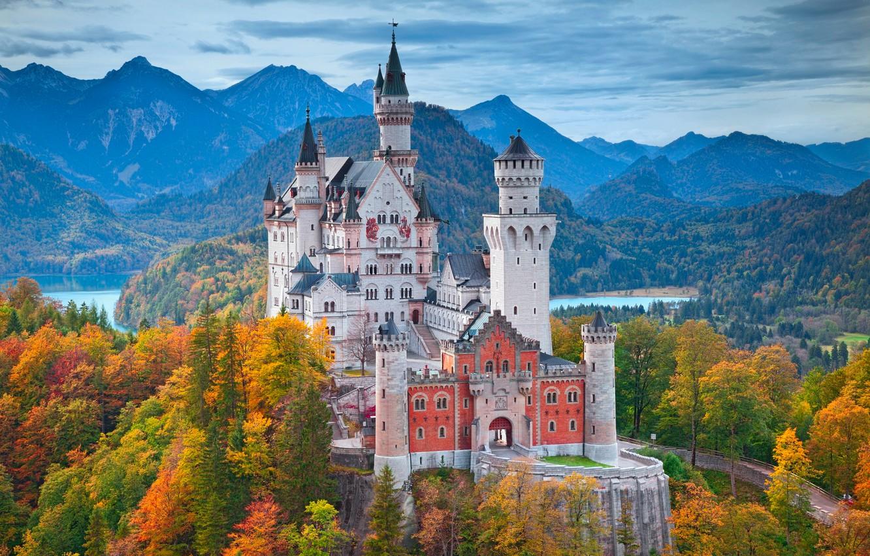11 невероятных замков Германии