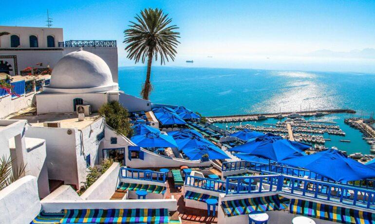 Путешествие в солнечный Тунис